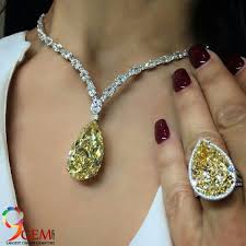 yellow sapphire necklace images 291 best yellow sapphire gemstone images gemstones jpg