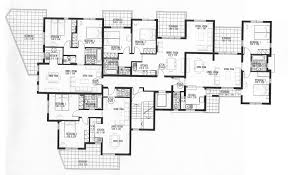 Find Floor Plans Elegant Apartment Building Blueprints
