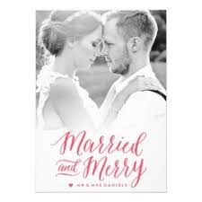 married christmas cards christmas cards photo christmas cards ladyprints