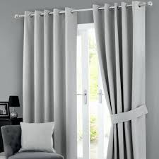 Curtains White And Grey Best Grey Blackout Curtains 2018 Curtain Ideas