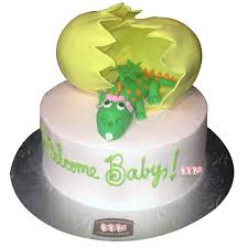 dinosaur baby shower 1767 baby dinosaur hatching abc cake shop bakery
