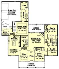 3000 Sq Ft Floor Plans 2201 2800 Sq Feet 3 Bedroom House Plans Brilliant Ft Plan Single