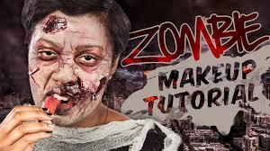 zombie makeup spirit halloween zombie makeup tutorial wholesale halloween costumes blog