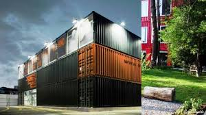 modern stacked shipping container homes youtube