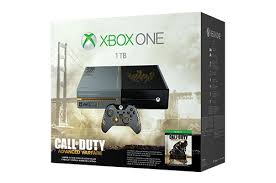xbox one consoles and bundles xbox xbox one limited edition call of duty advanced warfare console bundle