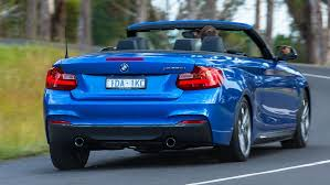 bmw convertible 2015 bmw m235i convertible 2015 review carsguide
