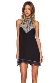 revolve dresses nbd x revolve pearl jam dress in black revolve