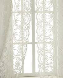 Smocked Drapes Luxury Curtains U0026 Curtain Hardware At Neiman Marcus