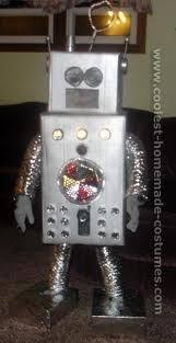 Robot Halloween Costume 24 Robot Halloween Costume Images Robot