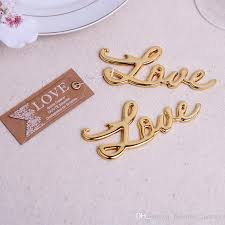 wedding favors bottle opener gold sharpe wine bottle opener wedding favors theme