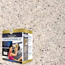 Kitchen Cabinets Refinishing Kits Daich Spreadstone Mineral Select 1 Qt Oyster Countertop