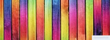 colorful wood cover