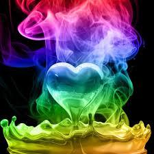 25 rainbow heart ideas rainbow photo rainbow
