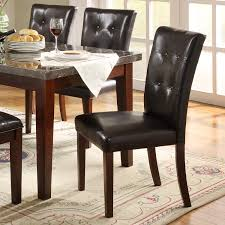 Essential Home Hayden 5 Piece Upholstered Dining Set by Colyton Tufted Dining Chairs Set Of 2 By Inspire Q Classic