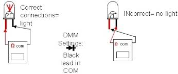 led christmas light tester diy christmas lights how to use a multimeter 3 led resistance