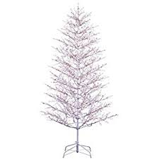 ge 5 ft indoor outdoor winterberry pre lit artificial