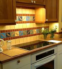 decorative tiles backsplashes traditional kitchen denver