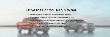 Nc Vehicle Bill Of Sale by E Z Way Auto Hickory Nc