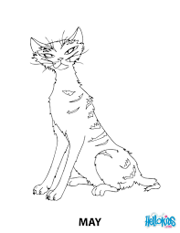 may the cat from robinson crusoe coloring pages hellokids com