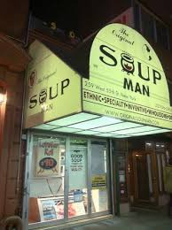 Soup Kitchens In New York by Soup Man Picture Of The Original Soupman New York City