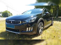 peugeot partner 4x4 peugeot 508 rxh 2 0 bluehdi 180 4x4 eat bva start stop carventura