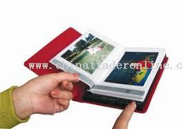 talking photo album portable 2 4 inch digital photo album with mp3 player wood photo