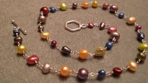 colored pearl bracelet images Jewelry for cozy september 2011 pink ginn jpg