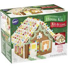 ginger bread house kit i am bread