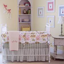 Circus Crib Bedding Smithsonians Circus Baby Bedding And Nursery Necessities In