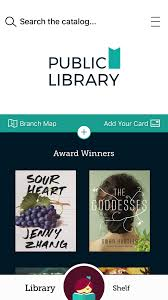 libby by overdrive an app for library ebooks and audiobooks