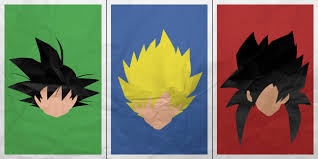 dragonball series minimalist poster imgur