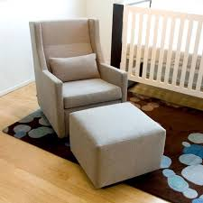 Best Nursery Rocking Chairs Furniture Glider And Ottoman Set For Your Family Room Ideas