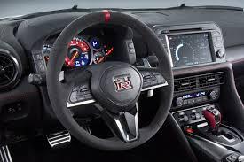 Nissan Gtr Interior - new 2016 nissan gt r nismo steering wheels interior photos and