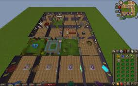 my player owned house poh layout 2007scape