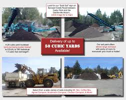 How Many Tons Per Cubic Yard Of Gravel Randall Sand And Gravel Serving Garberville And Surrounding
