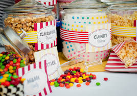 movie night party sweet city candy blog