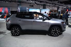 jeep compass granite crystal 2017 jeep compass gets massive makeover instantly becomes more