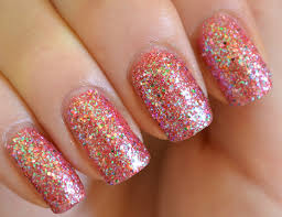 nail art glitter gel acrylic viva la nails glitter our