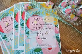 free floral printables for volunteer or teacher appreciation 11