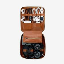 cool technology gifts 3 cool tech organizers this is ground tech dopp kit tech travel