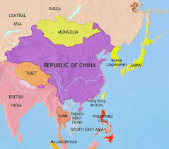 map asia map of east asia china korea japan at 1914ad timemaps