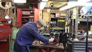 check and adjust honda gx160 valve clearances youtube