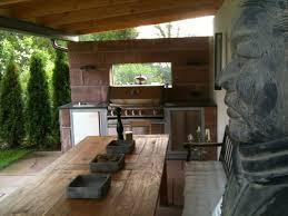 outdoor k che mauern inspiration für zuhause kleines fabelhafte dekoration