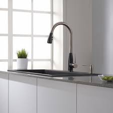 Single Handle Pull Down Kitchen Faucet Kitchen Faucet Set Kraususa Com