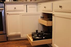 Kitchen Cabinets With Pull Out Drawers Our Kitchen Remodels Rose Construction