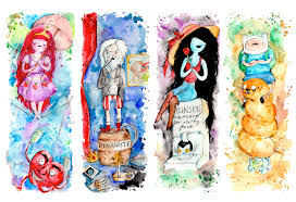adventure time stretching portraits haunted mansion mash up