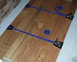 6 clamps wood floor hardwood flooring timber deck board