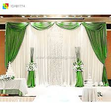 wedding backdrop curtains backdrop curtain shenzhen ida decor supplies co ltd