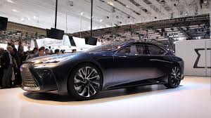 lexus lfa concept lexus lf fc hints at the future of the ls autotrader ca