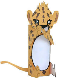 cheetah cub craft
